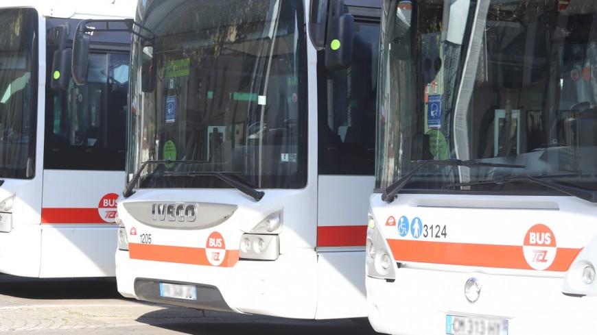 Près de Lyon : un bus TCL visé par des tirs d'arme à feu
