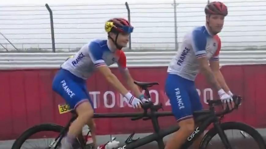 Jeux Paralympiques : le Lyonnais Alexandre LLoveras médaillé de bronze