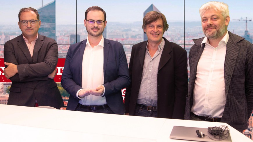 Lyon Politiques : l'actualité de la semaine décryptée par nos experts - 03/09/21