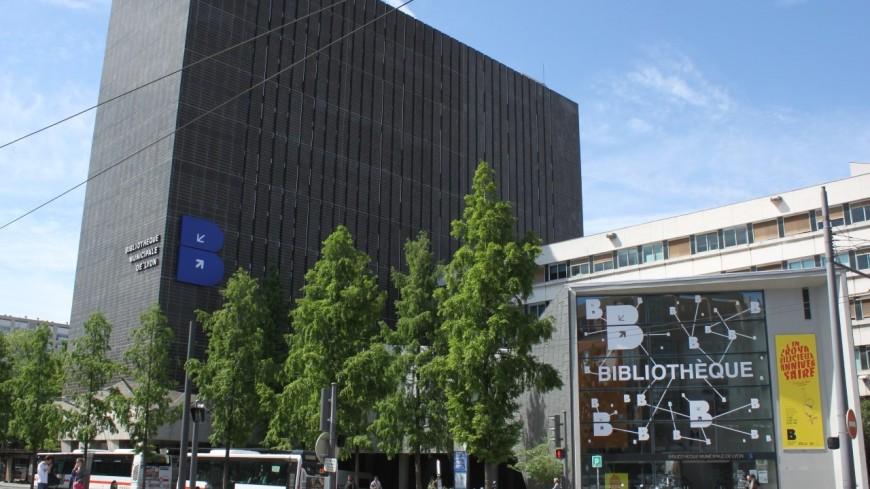Appel à la grève contre le pass sanitaire obligatoire à l'entrée des bibliothèques municipales de Lyon