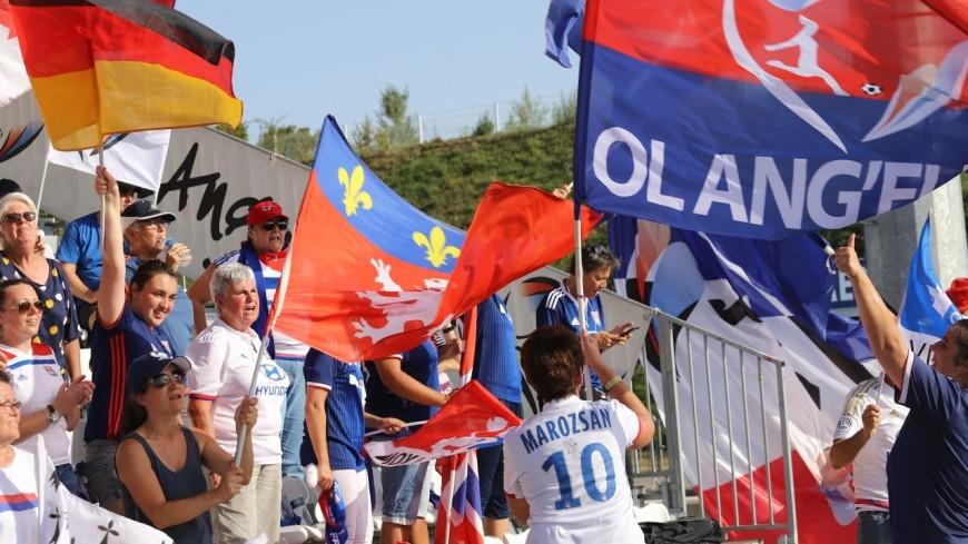 Jour de derby pour l'OL Féminin qui affronte l'ASSE