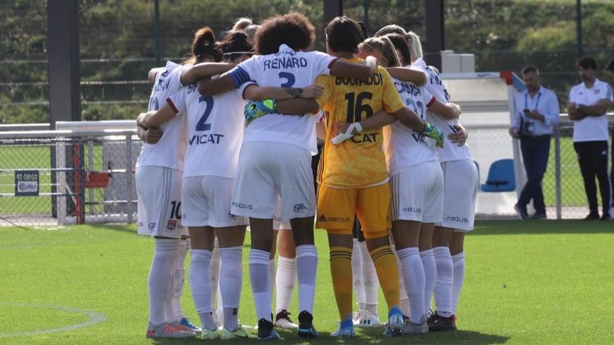 Les filles de l'OL détruisent l'ASSE dans un derby prolifique (6-0)