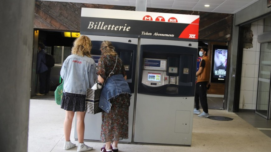 Lyon : un nouveau ticket famille sur le réseau TCL