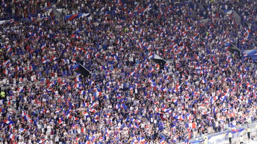 Plus de 57 000 spectateurs au Groupama Stadium pour la victoire de la France contre la Finlande