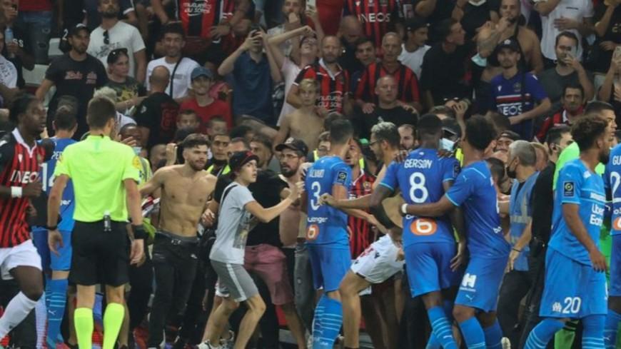 Après les incidents de Nice-Marseille, l'adjoint au maire de Marseille s'en prend à l'OL
