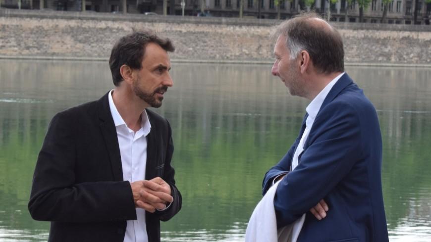 Donner une personnalité juridique au Rhône : la Ville et la Métropole de Lyon soutiennent la démarche