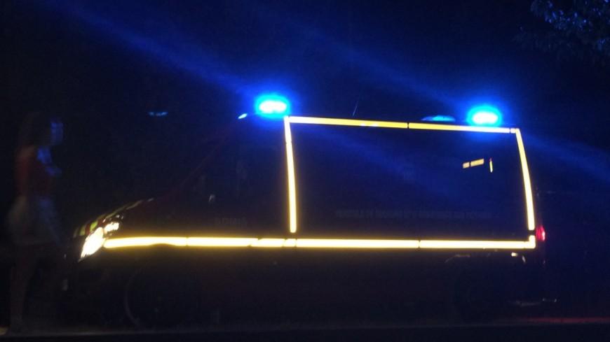 Quatre blessés dans un accident sur le périph' près de Lyon