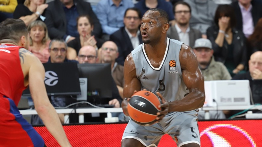 Basket : l'ASVEL bat Milan aux Paris European Games