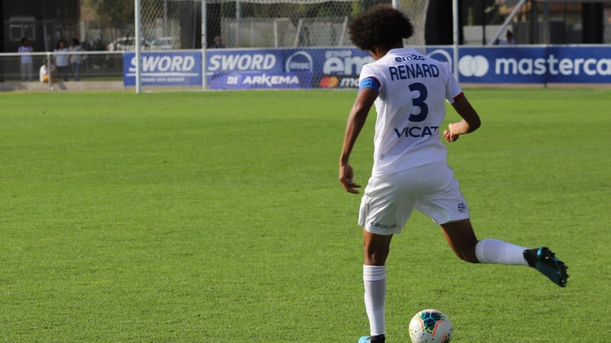 L'OL féminin asphyxie Dijon (6-0)