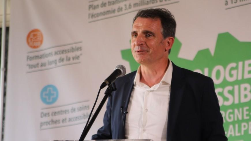Présidentielle 2022 : Éric Piolle en meeting à Lyon