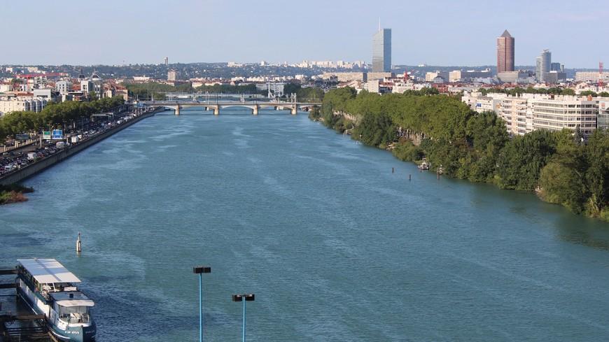 Lyon : Grégory Doucet promet une transformation de la rive droite du Rhône comme emblème de son mandat