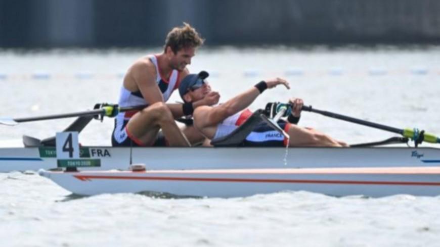Lyon : les médaillés des Jeux Olympiques et Paralympiques reçus à l'Hôtel de Ville