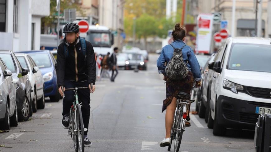 Lyon ville 30km/h : Grégory Doucet l'appliquera au printemps 2022