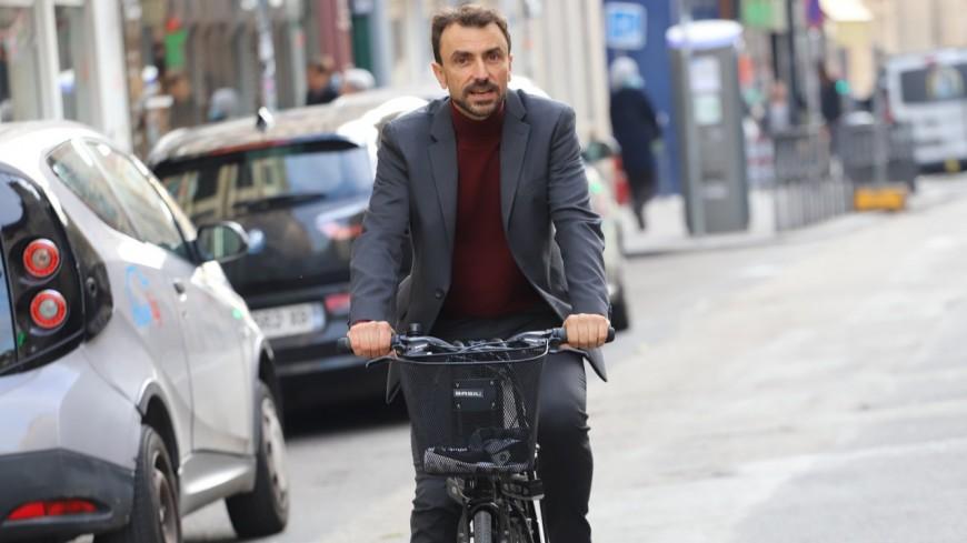 Le maire de Lyon Grégory Doucet va se rendre à Bruxelles pour évoquer le Green Deal européen