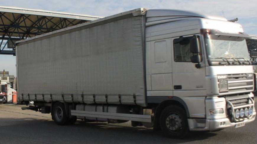 Près de Lyon : quatre Kurdes retrouvés dans un camion en provenance d'Italie