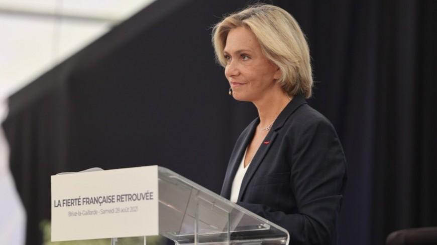 Valérie Pécresse en visite à Lyon ce jeudi