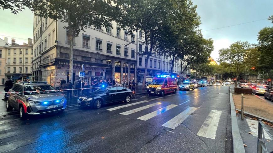 Lyon : coup de feu à la Guillotière, un blessé par balle