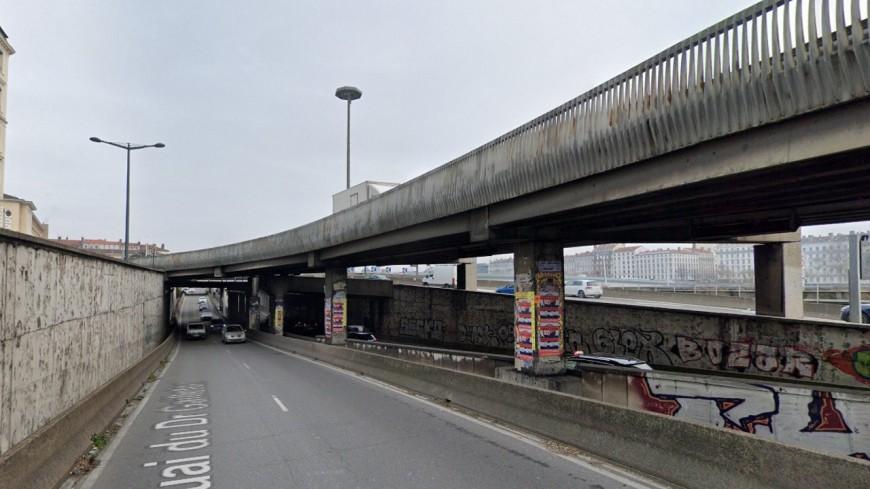 Lyon : des travaux de sécurisation menés sur le pont de la Brasserie, la Métropole annonce des bouchons
