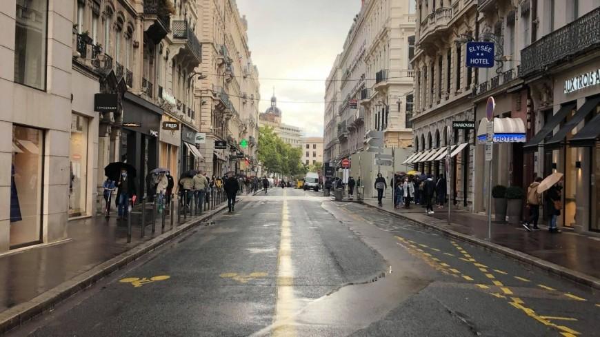 La Voie est Libre : de nombreuses rues de Lyon piétonisées ce samedi
