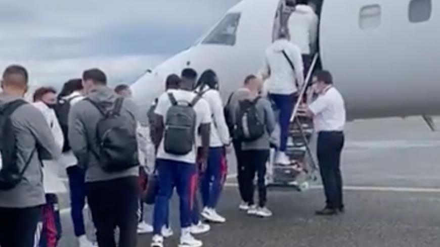 Trajet Lyon-Paris en jet : l'OL conspué sur les réseaux sociaux