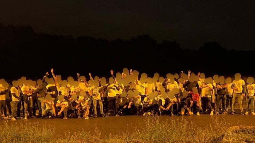 PSG-OL : une bagarre de hooligans entre Parisiens et Lyonnais avortée