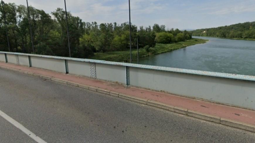 Près de Lyon : le pont de Vernaison bientôt rouvert dans les deux sens ?