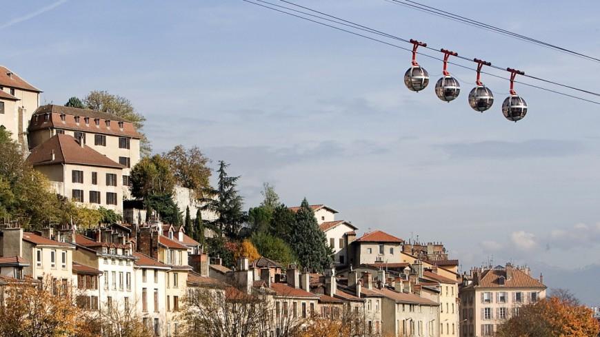 Lyon : coup d'envoi de la contre-concertation du maire du 2e arrondissement sur le téléphérique