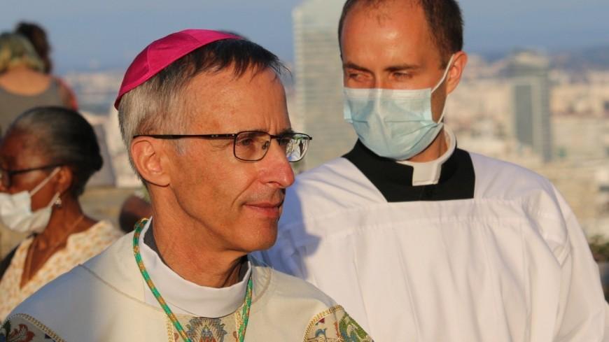 L'archevêque de Lyon reçu par le Pape François au Vatican