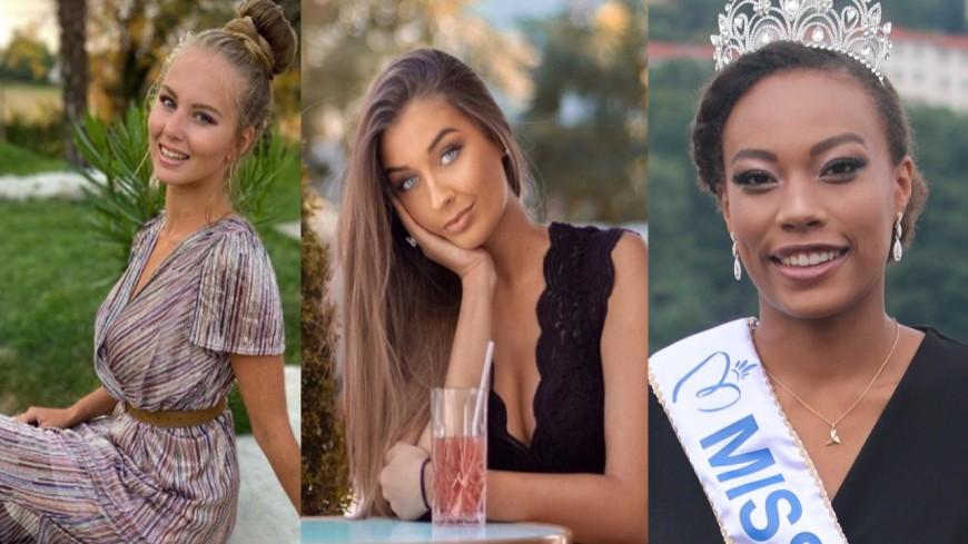 Trois candidates du Rhône en lice pour devenir Miss Rhône-Alpes 2021 !