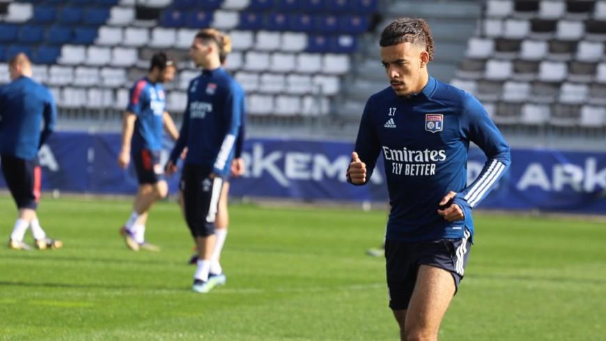 OL : Malo Gusto forfait pour la réception de Lorient