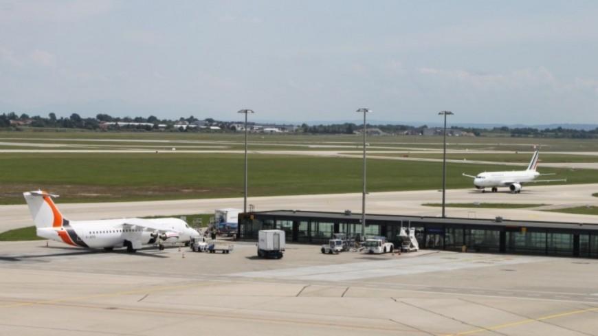 Atterrissage en détresse à l'aéroport de Lyon Saint-Exupéry