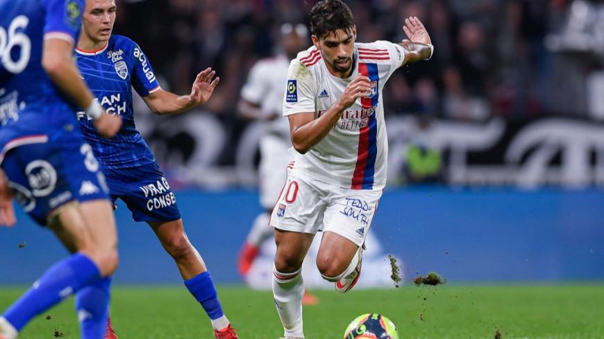 OL-Lorient : à 10 contre 12, Lyon revient de loin (1-1)