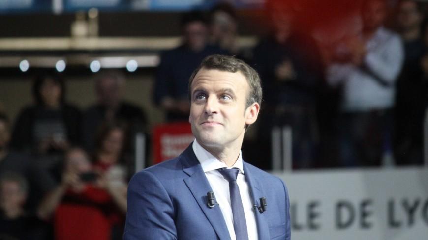 """Gastronomie : Emmanuel Macron veut faire de Lyon le """"Clairefontaine"""" des métiers culinaires"""