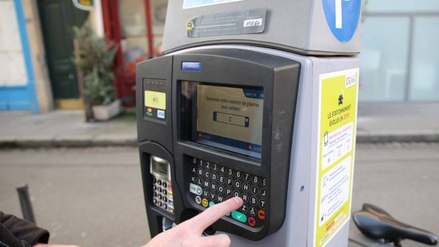 Lyon : le stationnement devient payant dans tout le 1er arrondissement