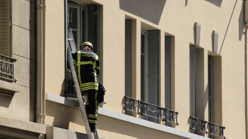 Lyon : effondrement dans un immeuble près de la place Sathonay