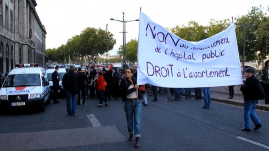 Journée internationale pour le droit à l'avortement : une manifestation prévue ce mardi à Lyon