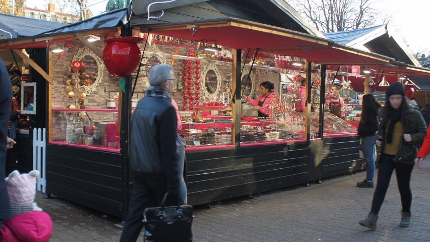 Le marché de Noël de Lyon annulé cette année ?