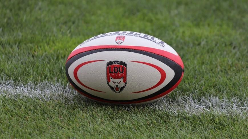 Rugby : le LOU reçoit Bordeaux-Bègles pour rebondir