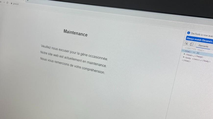 Exclusif : fuite massive de documents privés sur le site de la mairie de Givors