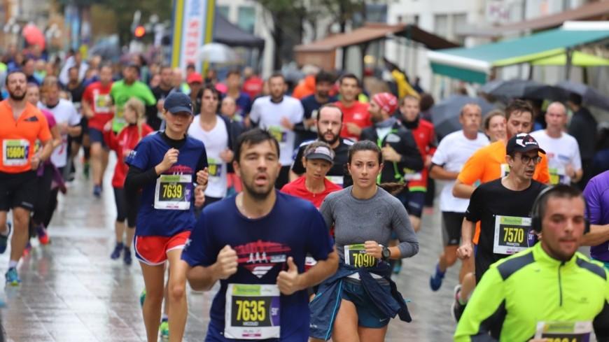 Run in Lyon  : attention aux perturbations ce dimanche !