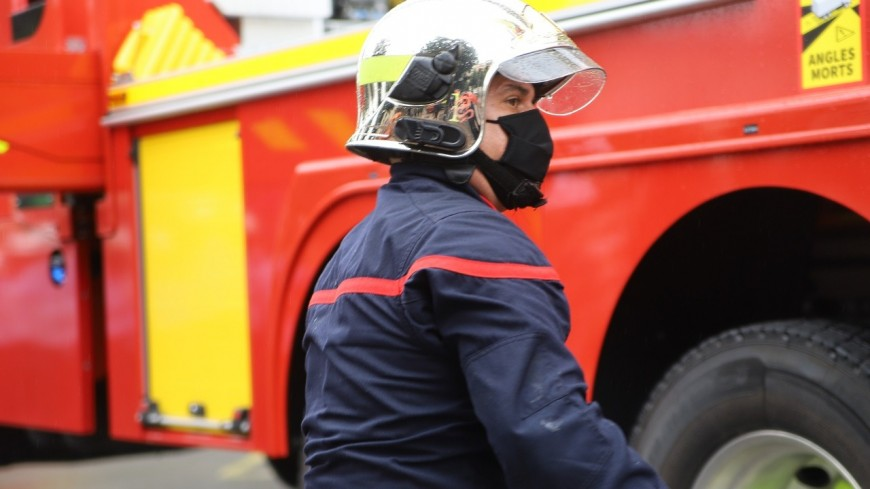 Près de Lyon : incendie dans un restaurant de Vaulx-en-Velin ce lundi matin