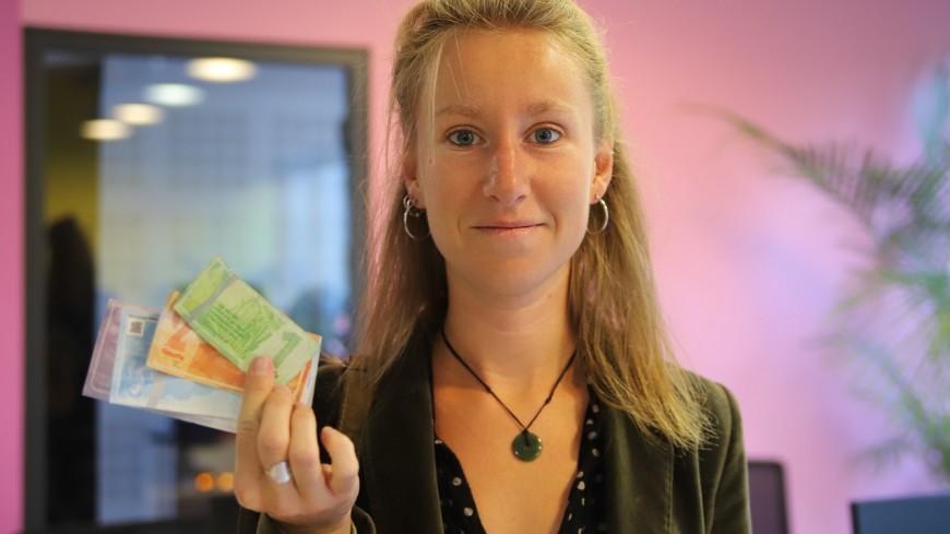 """Charlotte Bazire : """"Utiliser la gonette aura un impact écologique sur le territoire"""""""