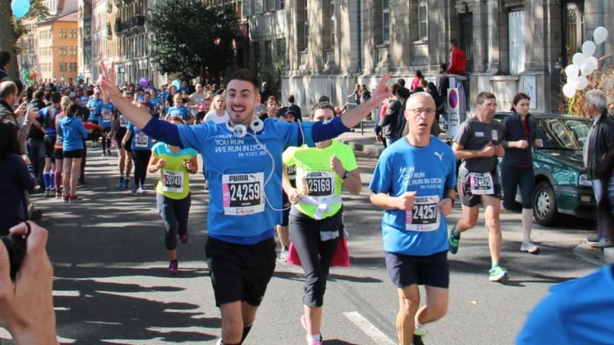 Run in Lyon : les maillots offerts bientôt bannis par les écologistes ?