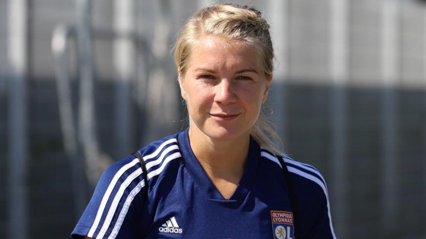 Ligue des Champions : le grand retour d'Ada Hegerberg avec les filles de l'OL