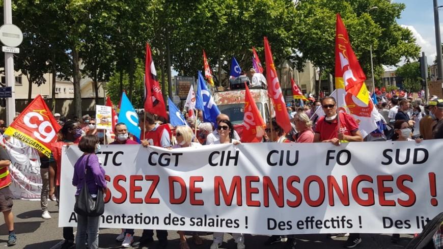 Première mobilisation interprofessionnelle de la rentrée ce mardi à Lyon