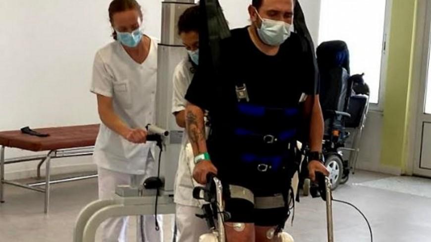Lyon : un exosquelette débarque aux HCL