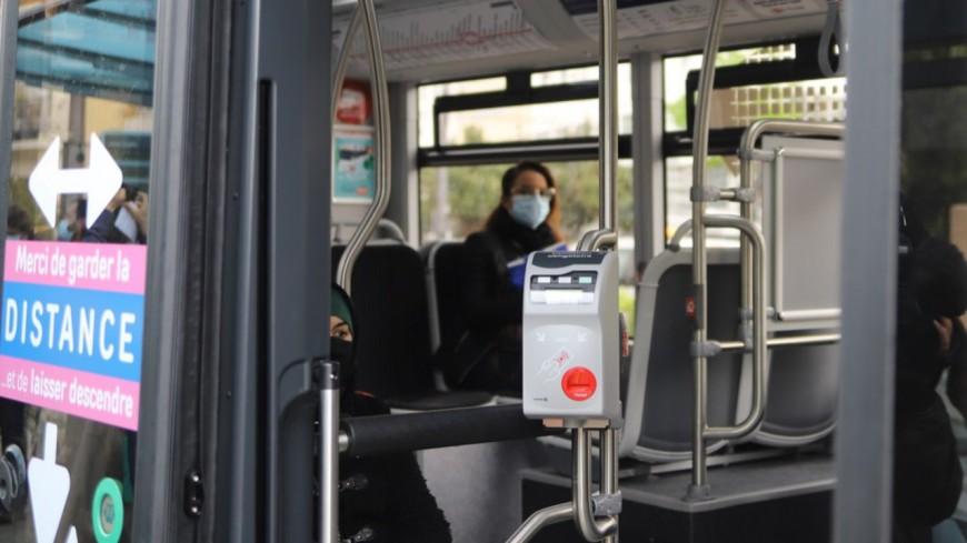 Lyon : un contrôleur TCL frappé au visage dans un bus, un SDF interpellé