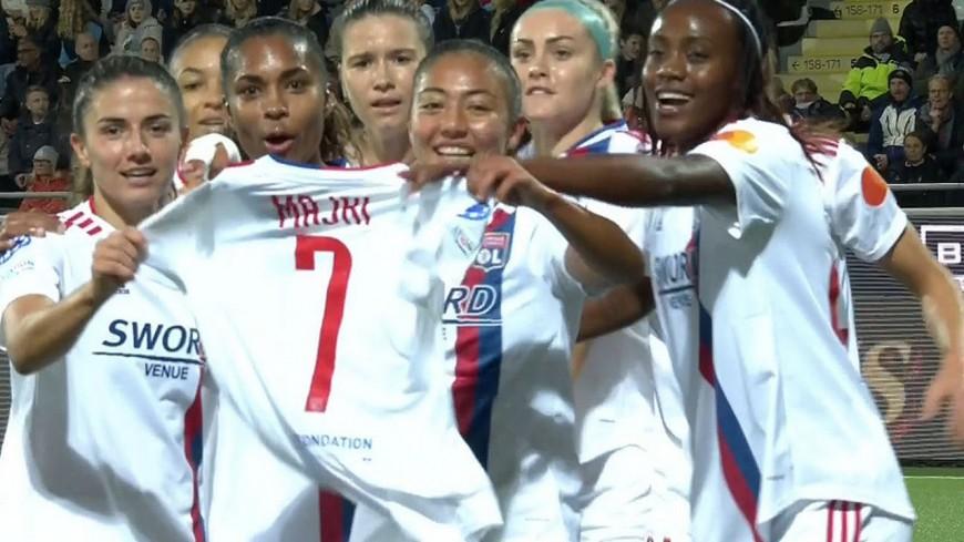 Häcken-OL féminin : Lyon déroule, Hegerberg fait son grand retour