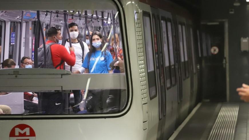Une passagère du métro chute lourdement, la ligne A perturbée ce mercredi