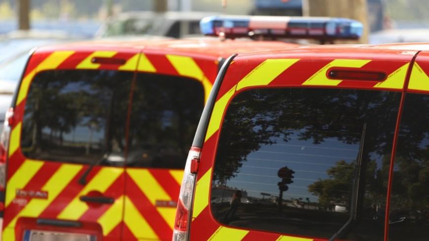 Un motard renversé par un poids-lourd en fin de matinée à l'entrée du port Edouard-Herriot à Lyon
